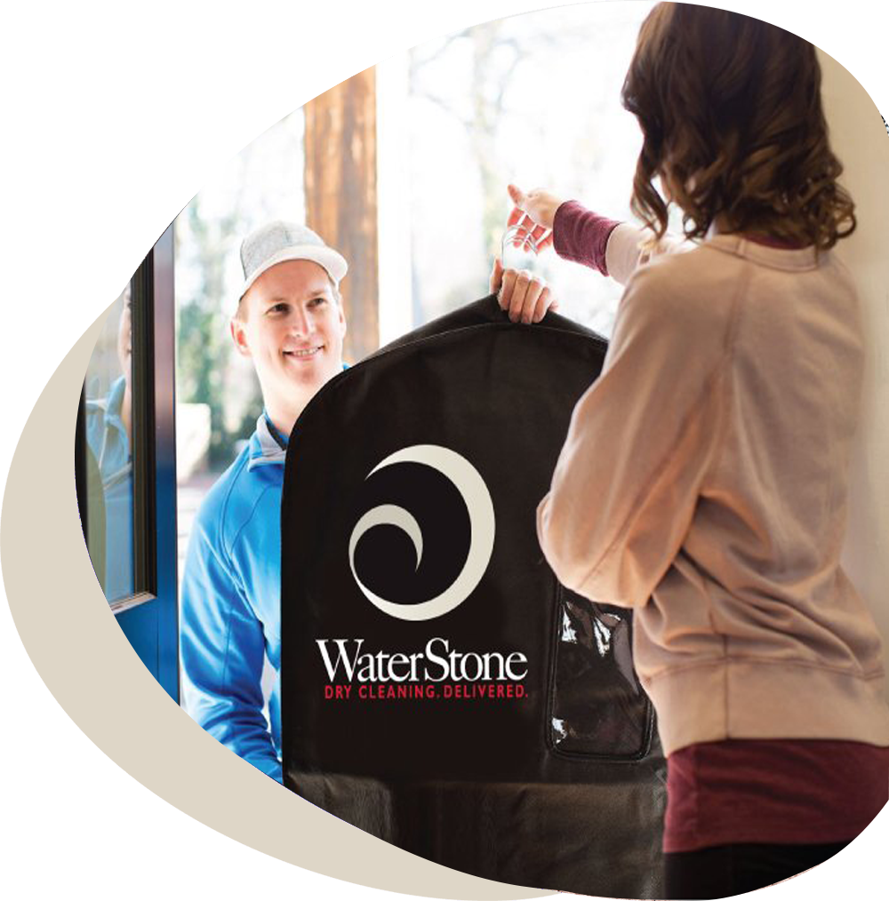 WaterStone - Dry Cleaning. Delivered.