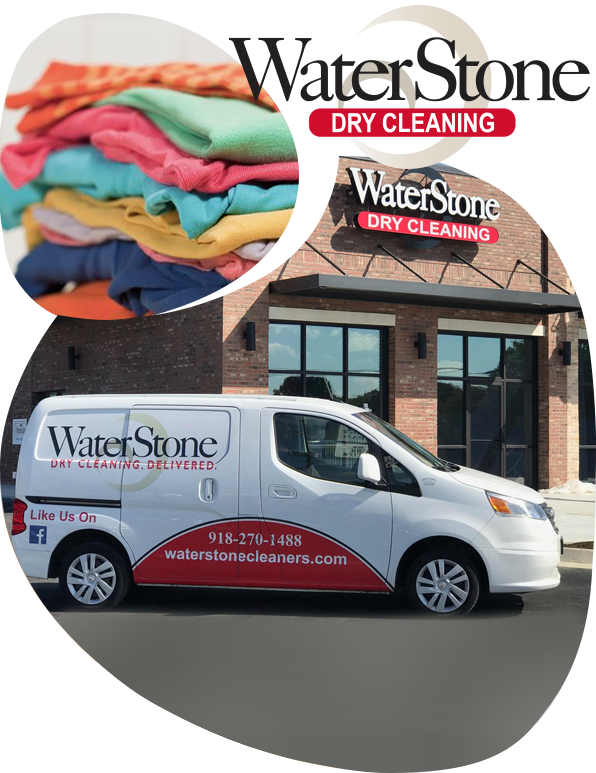 Free Pick-up and Delivery Service by WaterStone